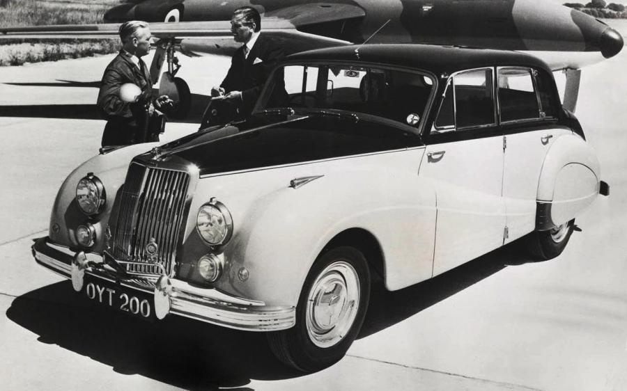 Armstrong Siddeley Sapphire 346 6 Light Saloon '1953 - 58