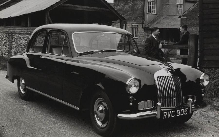 Armstrong Siddeley Sapphire 236 '1955 - 57
