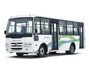 Ashok Leyland Jan Bus Midi 2012 года