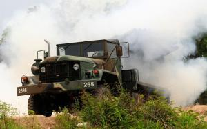 Asia KM500 with MLRS K136 Kooryong '1982 - 98