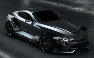 Aspid GT-21 Invictus by IFR Automotive '2012