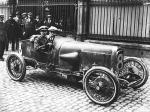 Aston Martin 11 HP Green Pea 1922 года