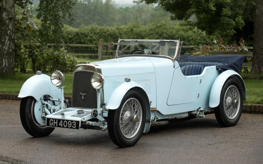 Aston Martin International 1½-Litre 2/4 Seater '1929 - 32