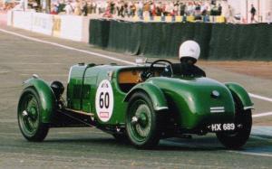 Aston Martin International (LM4) (UK) '1930
