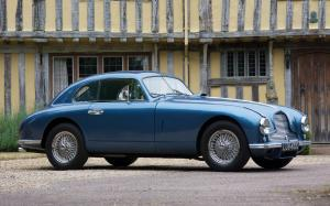 Aston Martin DB2 Coupe 1951 года