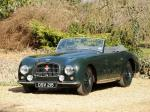 Aston Martin DB2 Vantage Drophead Coupe by Graber 1952 года