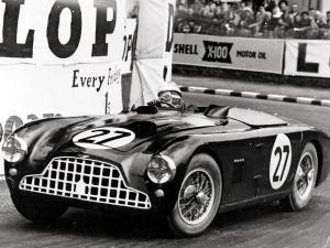 1952 Aston Martin DB3/5 Racing Car