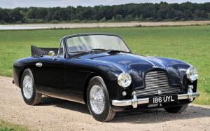 Aston Martin DB2/4 Drophead Coupe 1953 года (UK)