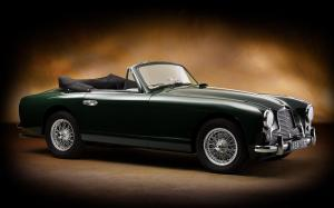 Aston Martin DB2/4 Drophead Coupe 1953 года
