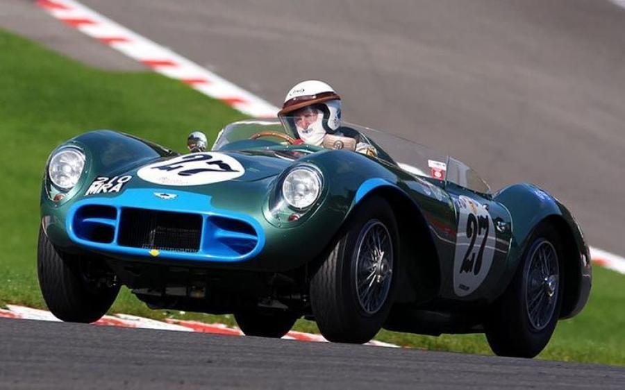 Aston Martin DB3 S (Covered Headlights) '1953 - 56