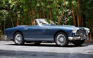 Aston Martin DB2/4 Drophead Coupe 1954 года