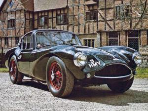 Aston Martin DB3 S Fixed Head Coupe 1954 года