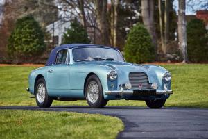 1955 Aston Martin DB2/4 Drophead Coupe by Mulliner