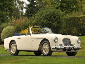 1955 Aston Martin DB2/4 Drophead Coupe by Tickford