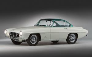Aston Martin DB2/4 Supersonic Coupe Mk II 1956 года