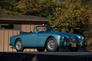 1957 Aston Martin DB2/4 Drophead Coupe