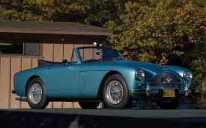 Aston Martin DB2/4 Drophead Coupe 1957 года (NA)