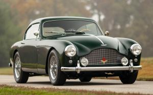 Aston Martin DB2/4 Saloon by Tickford 1958 года (WW)