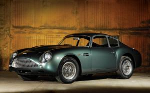 Aston Martin DB4 GT Zagato Recreation 1961 года