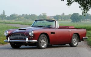 Aston Martin DB4 Convertible 1962 года