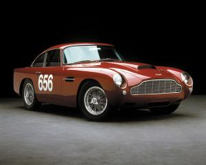 1963 Aston Martin DB4 GT Lightweight