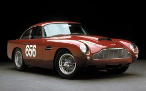 Aston Martin DB4 GT Lightweight 1963 года