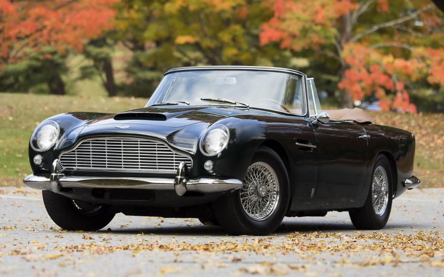 Aston Martin DB5 Convertible '1963