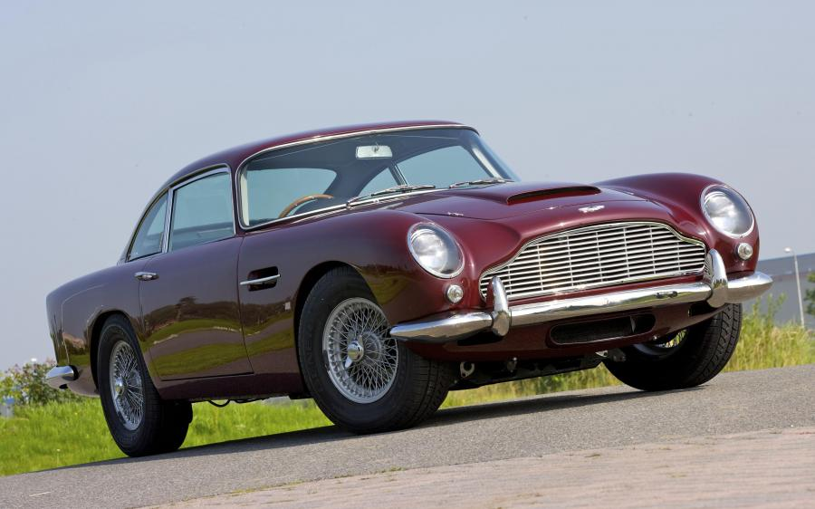Aston Martin DB5 (1531/R) (UK) '1964