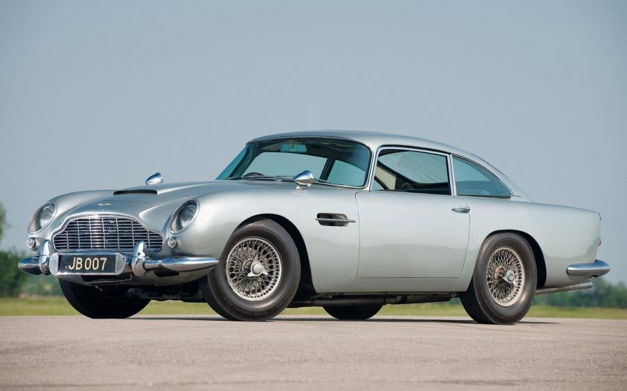 Aston Martin DB5 James Bond Edition (DP/216/1) '1964