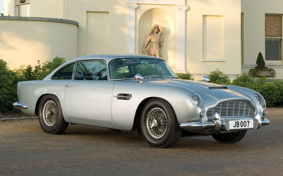 Aston Martin DB5 James Bond Edition '1964