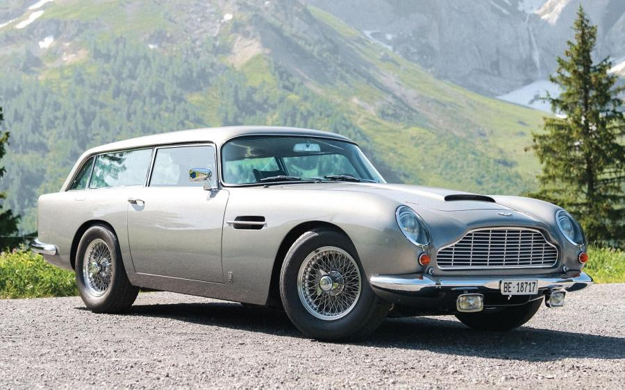 Aston Martin DB5 Vantage Shooting Brake by Harold Radford (2273/L) '1965