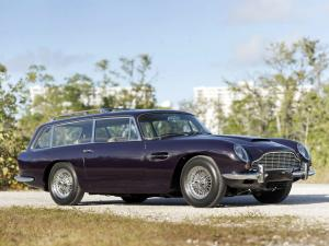 1965 Aston Martin DB6 Vantage Shooting Brake by Harold Radford