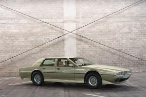 1983 Aston Martin Lagonda by Tickford
