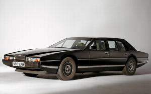 Aston Martin Lagonda Limousine by Tickford 1984 года