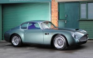 Aston Martin DB4 GTZ Sanction II 1991 года