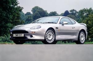 1996 Aston Martin DB7 V12 Prototype by TWR