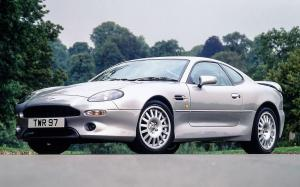 Aston Martin DB7 V12 Prototype by TWR 1996 года