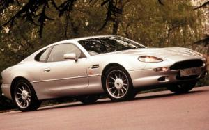 Aston Martin DB7 Alfred Dunhill 1998 года