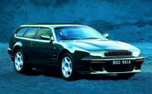Aston Martin V8 Vantage V600 Shooting Brake by Roos Engineering 1999 года