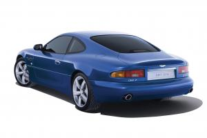 2003 Aston Martin DB7 GTA