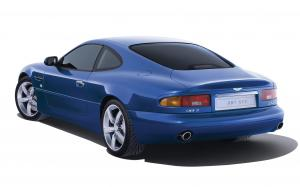 Aston Martin DB7 GTA 2003 года