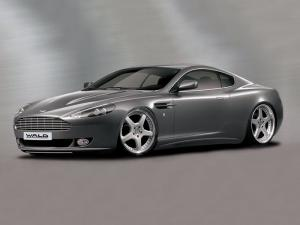 Aston Martin DB9 by Wald 2004 года