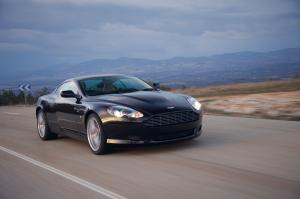 2006 Aston Martin DB9 Sports Pack