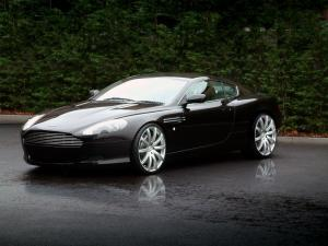 Aston Martin DB9 by Project Kahn 2006 года
