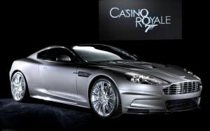 Aston Martin DBS 007 Casino Royale 2006 года