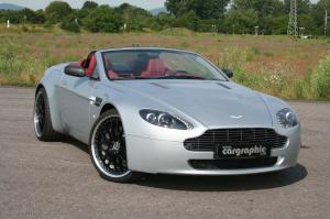 Aston Martin V8 Vantage Roadster by Cargraphic 2006 года
