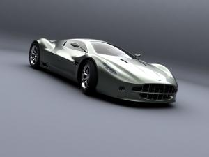 2008 Aston Martin AMV10 Concept by Sabino Design