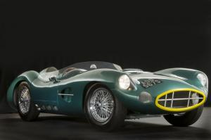 Aston Martin DBR1 Replica by AS Motorsport 2008 года