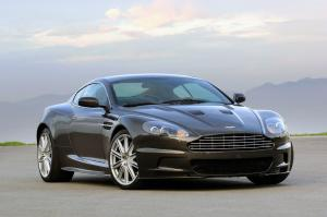 2008 Aston Martin DBS 007 Quantum of Solace