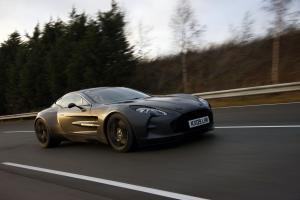 2009 Aston Martin One-77 Prototype